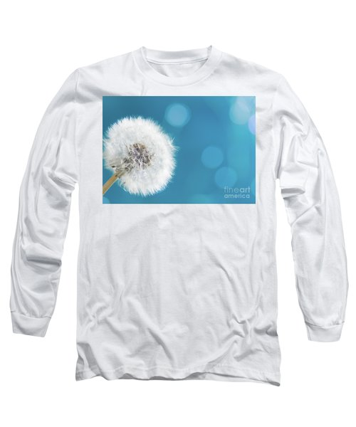 Make A Wish  Long Sleeve T-Shirt by Anastasy Yarmolovich