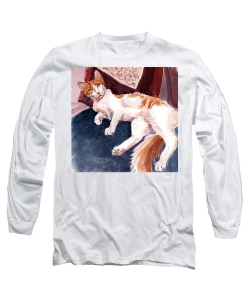 make yourself at home - Mr Fox Long Sleeve T-Shirt