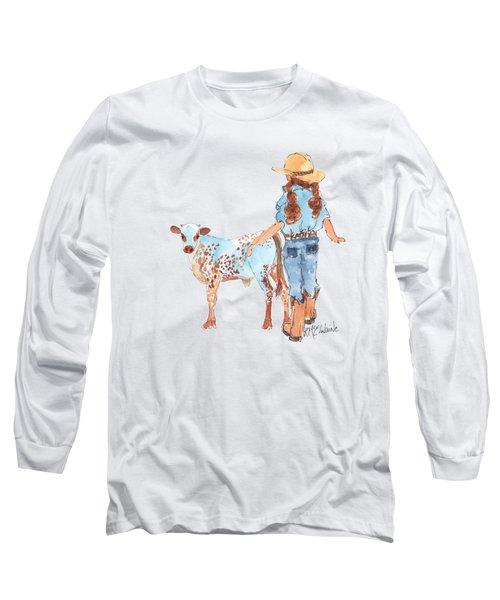 Making Friends Ch006 Long Sleeve T-Shirt
