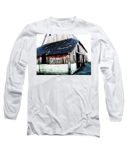 Mallard Barn Long Sleeve T-Shirt