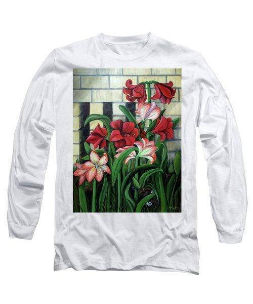 Mama's Garden Long Sleeve T-Shirt