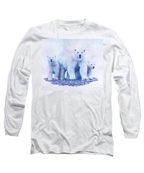 Mamma Bear  Long Sleeve T-Shirt