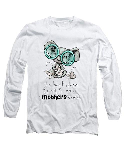 Mamma Mouse Long Sleeve T-Shirt