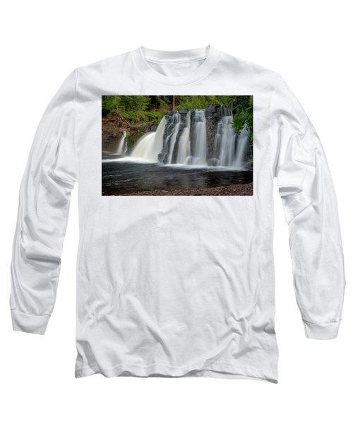 Manabezho Falls Long Sleeve T-Shirt