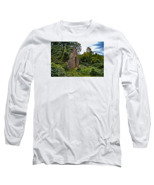 Manchester Climbing Wall Long Sleeve T-Shirt