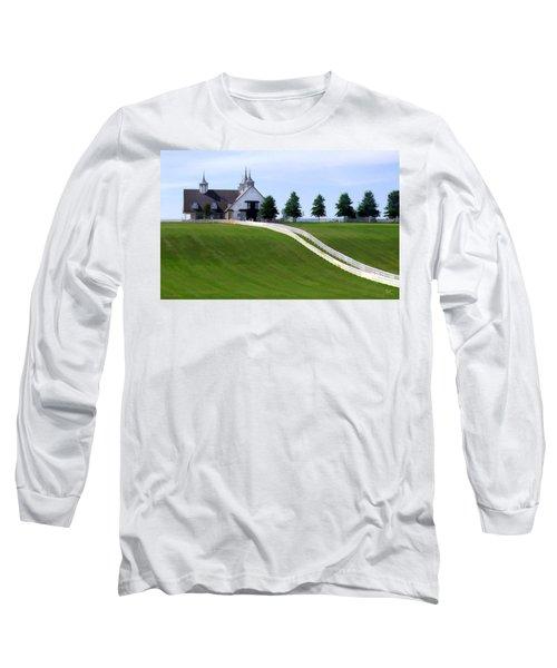 Manchester Farm Long Sleeve T-Shirt