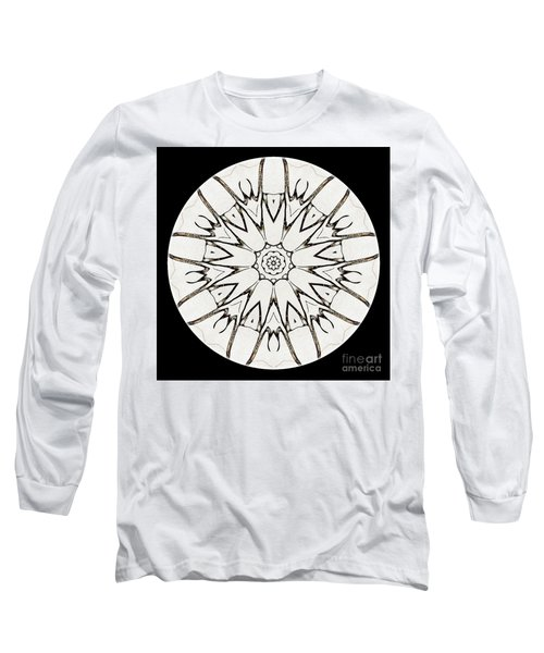 Mandala - Talisman 3779 Long Sleeve T-Shirt