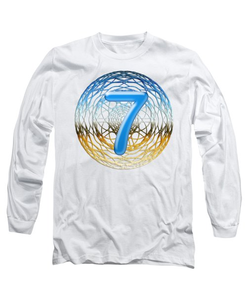 Mandalan Seven Long Sleeve T-Shirt