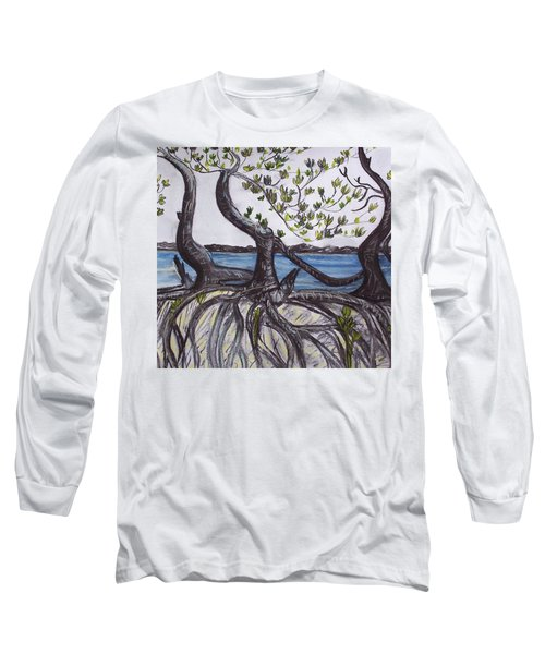 Mangroves Long Sleeve T-Shirt