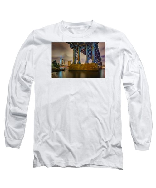 Manhattan Steel Long Sleeve T-Shirt