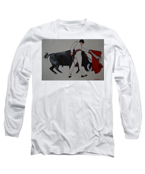 Manolete 1 Long Sleeve T-Shirt