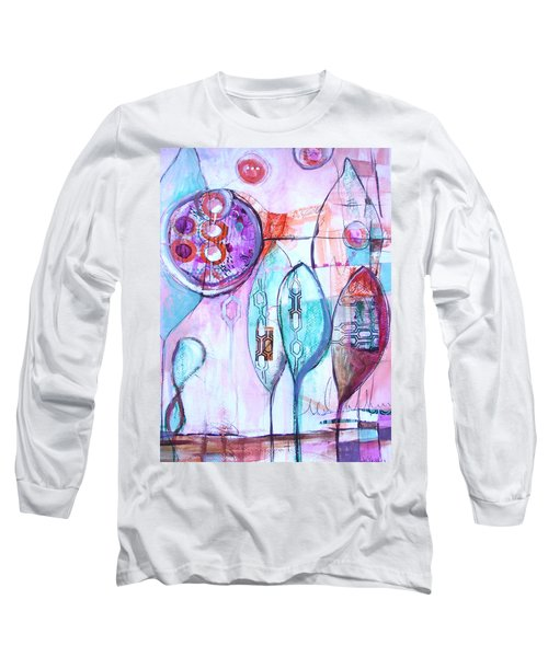 Many Moons Long Sleeve T-Shirt