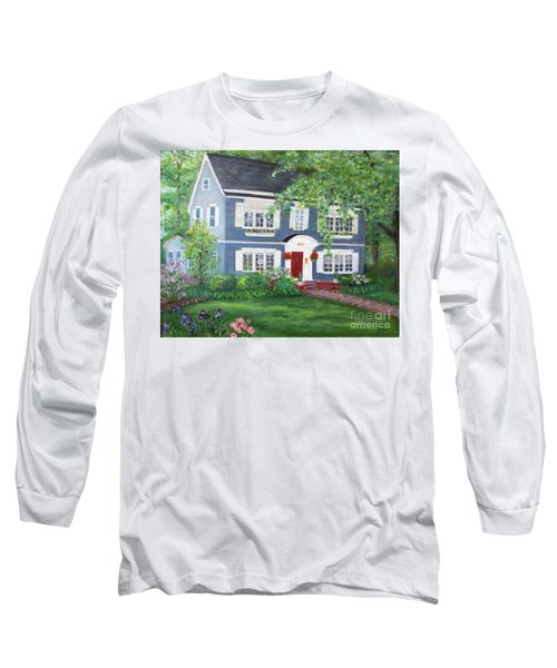 Maplewood Colonial Long Sleeve T-Shirt