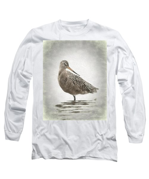 Marbled Godwit Long Sleeve T-Shirt