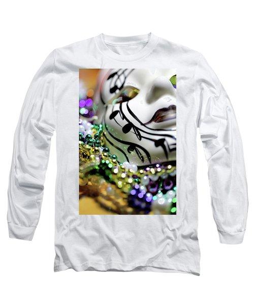 Mardi Gras I Long Sleeve T-Shirt