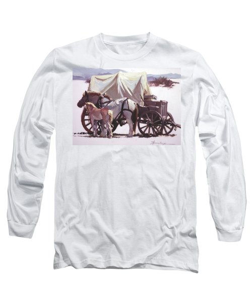 Mare's Pride Long Sleeve T-Shirt