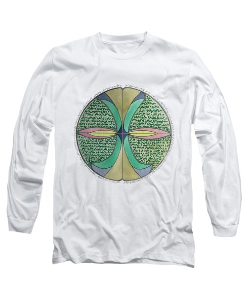Margret Soul Portrait Long Sleeve T-Shirt