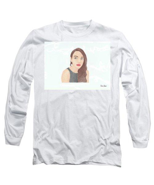 Mariand Castrejon - Yuya Long Sleeve T-Shirt
