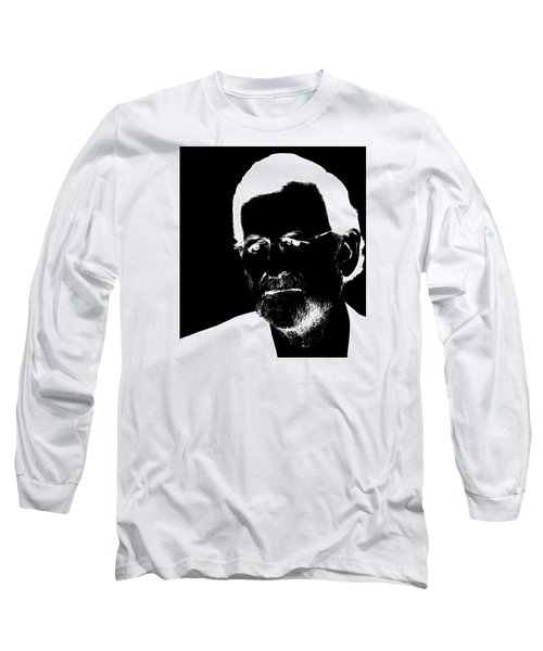Mariano Rajoy Long Sleeve T-Shirt by Emme Pons