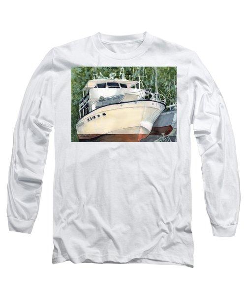 Marina Queen Long Sleeve T-Shirt