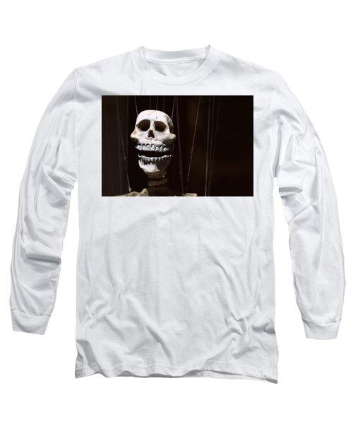 Marionette Long Sleeve T-Shirt by Joseph Skompski