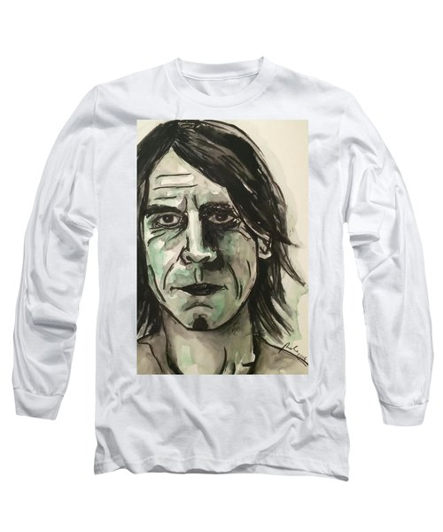 Mark Arm Mudhoney Long Sleeve T-Shirt