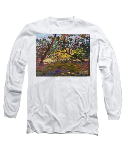 Marsh Land Long Sleeve T-Shirt