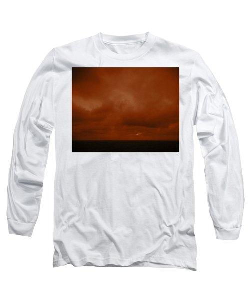 Marshall Islands Area Long Sleeve T-Shirt