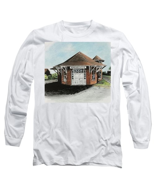 Marshallville Depot Long Sleeve T-Shirt