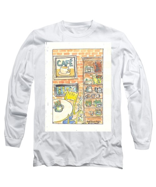 Martello Alley Long Sleeve T-Shirt