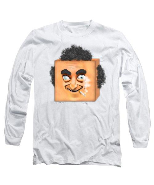 Marty Feldman Caricature Long Sleeve T-Shirt