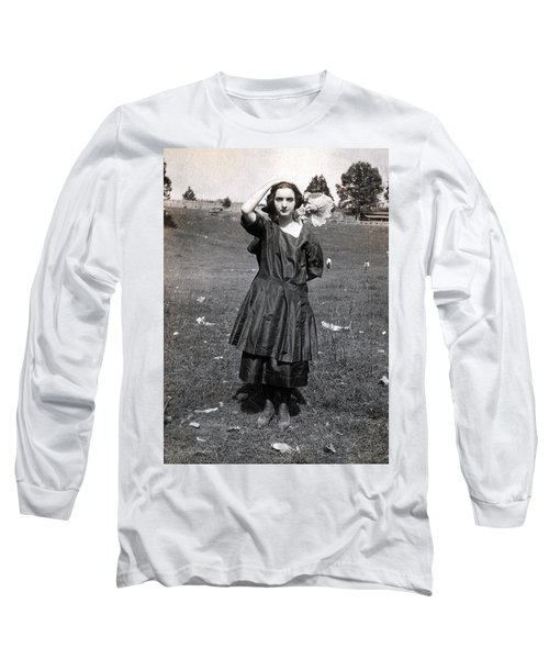 Mary Neal 01 Long Sleeve T-Shirt