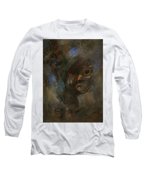 Hidden Long Sleeve T-Shirt by Behzad Sohrabi