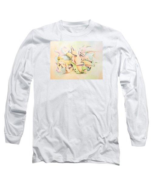 Masque Long Sleeve T-Shirt