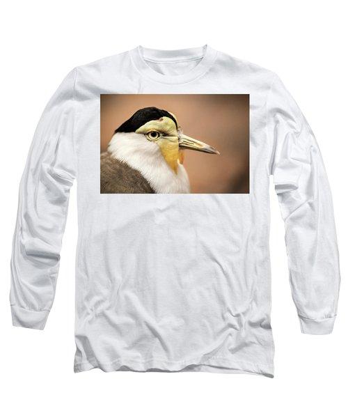 Masked Lapwing Long Sleeve T-Shirt