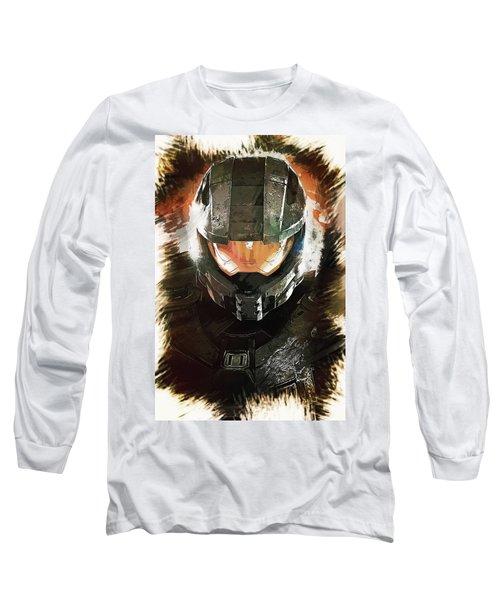Master Chief Long Sleeve T-Shirt
