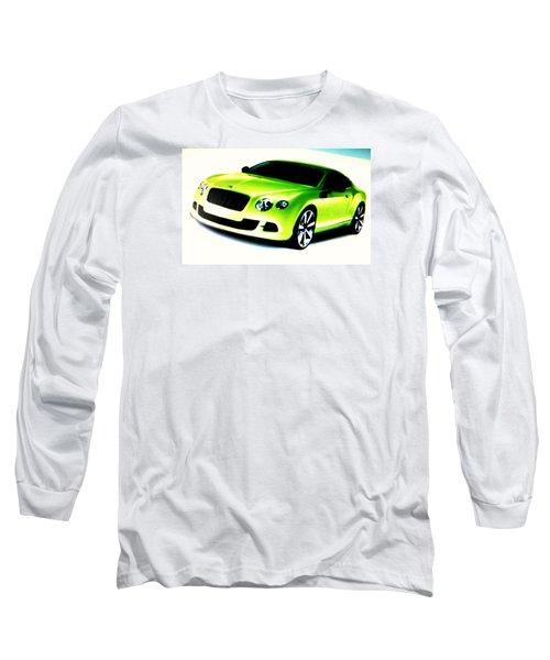 Matchbox Bentley Long Sleeve T-Shirt