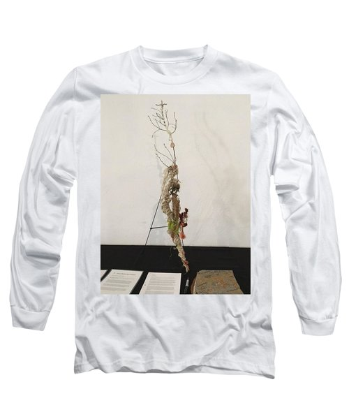 Matthew Twenty Six, Fifty Seven - Sixty Eight Long Sleeve T-Shirt