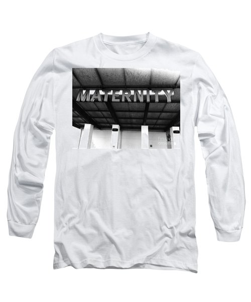 Maternity  Ward Long Sleeve T-Shirt