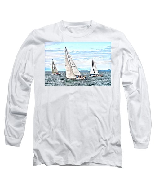Maui Bound Long Sleeve T-Shirt