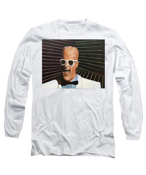 Max Headroom Long Sleeve T-Shirt