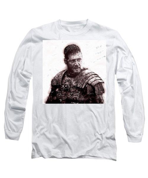 Maximus Decimus Meridius - 03 Long Sleeve T-Shirt