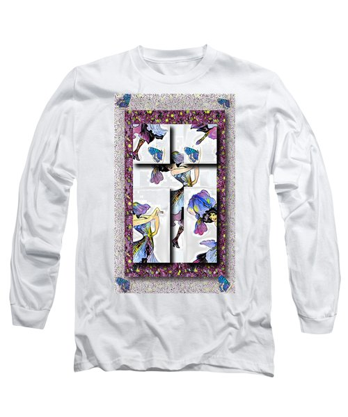 May Day Dancer Long Sleeve T-Shirt
