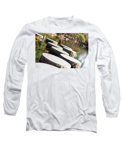 Maymont Stepping Stones Long Sleeve T-Shirt