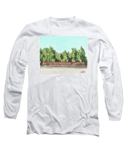 Mcas Miramar Welcome Long Sleeve T-Shirt