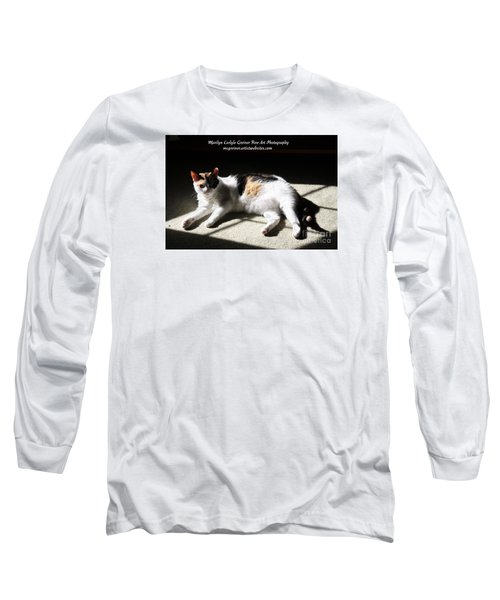 Mcg Tote Bag Long Sleeve T-Shirt by Marilyn Carlyle Greiner