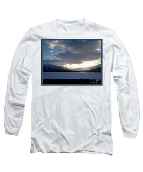 Long Sleeve T-Shirt featuring the photograph Mckinley by James Lanigan Thompson MFA