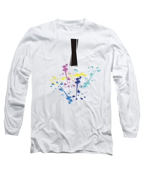Me Myself And I Long Sleeve T-Shirt by Jacquie King
