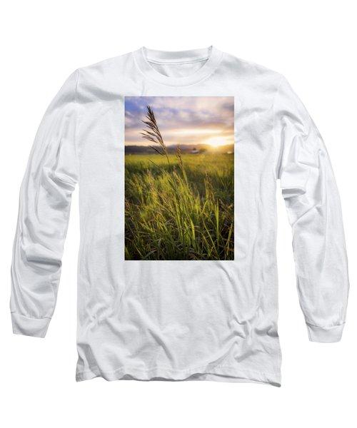 Meadow Light Long Sleeve T-Shirt