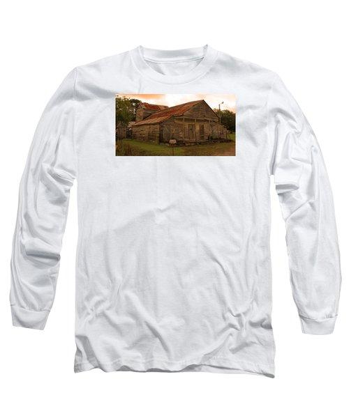 Medever Store Long Sleeve T-Shirt